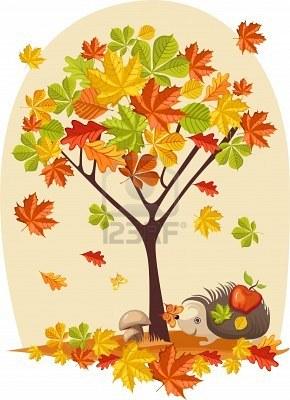 Znalezione obrazy dla zapytania obrazki o jesieni dla dzieci